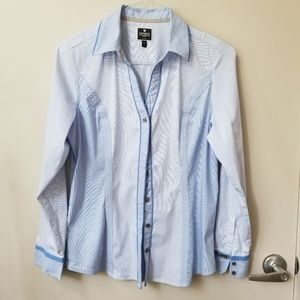 "Express ""The Essential"" Button Down Shirt"